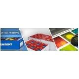 impressão offset e digital preço Alto da Lapa