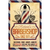 onde comprar folder para barbearia Jockey Club
