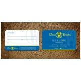 orçamento de cartão de visita odontologia Jabaquara
