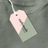 orçamento de tag para roupas Anália Franco