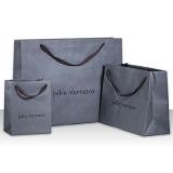 sacolas personalizadas de papel para lojas Raposo Tavares