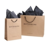 sacolas personalizadas de papel Mooca