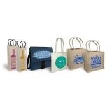 sacolas personalizadas para loja Santana