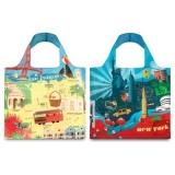 sacolas personalizadas reciclável Santana