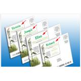 serviço de impressão digital de dados personalizados Alto de Pinheiros